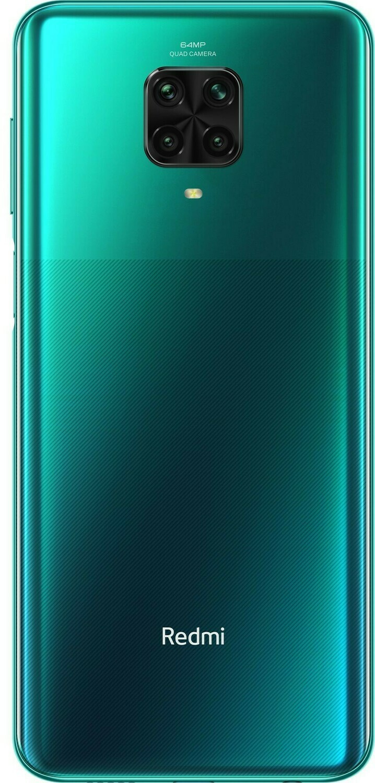 Смартфон Xiaomi Redmi Note 9 Pro 6/128Gb зеленый