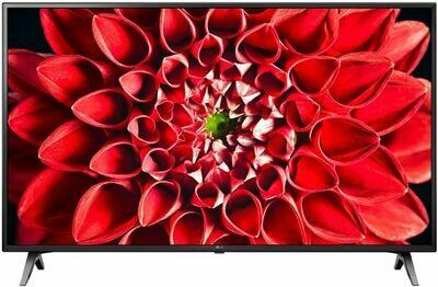 Телевизор LG 60UN71006LB черный