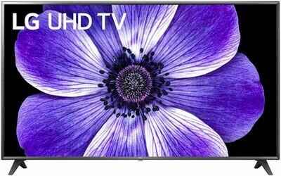 Телевизор LG 70UN70706LB черный