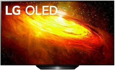 Телевизор LG OLED55BXRLB черный
