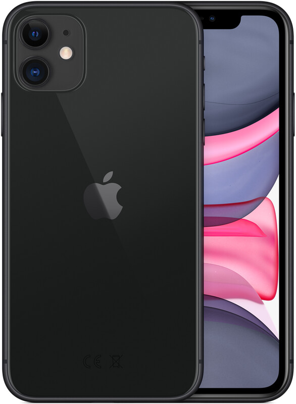 Смартфон Apple iPhone 11 4/128Gb черный