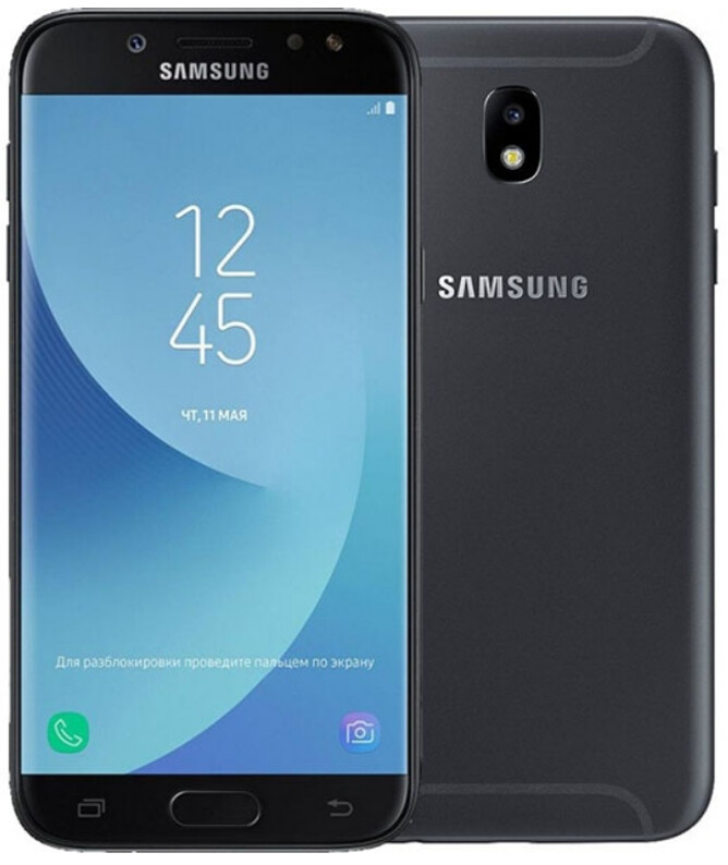 Смартфон Samsung Galaxy J5 (2017 ) 2/16Gb черный