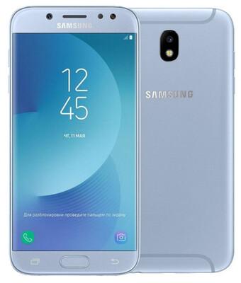 Смартфон Samsung Galaxy J5 (2017 ) 2/16Gb голубой