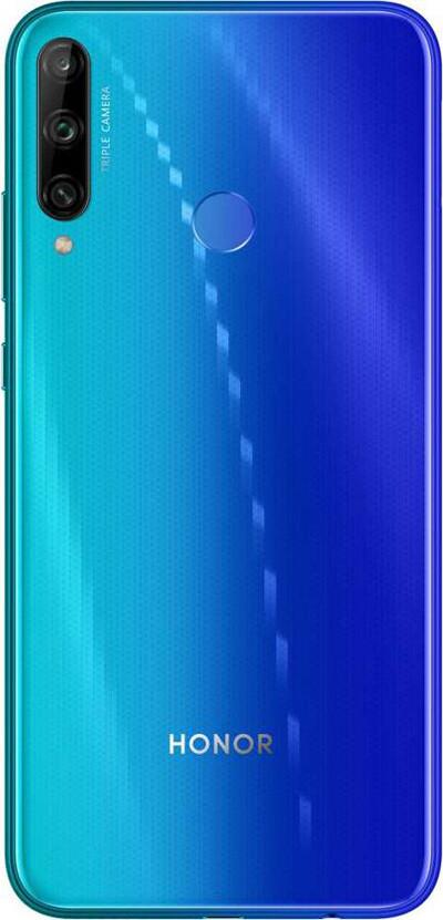 Смартфон Huawei Honor 9C 4/64Gb синий