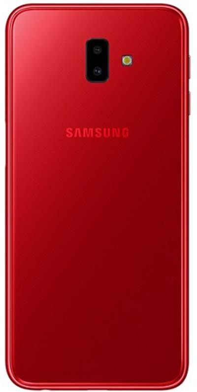 Смартфон Samsung Galaxy J6+ (2018) 3/32Gb красный