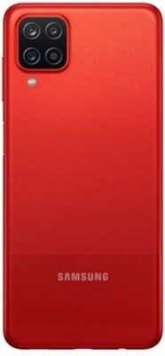 Смартфон Samsung Galaxy A12 4/64Gb красный