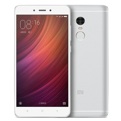 Смартфон Xiaomi Redmi Note 4 4/64Gb белый