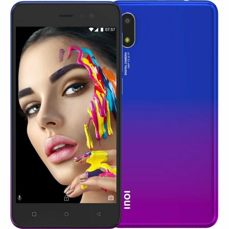Смартфон INOI 2 Lite (2021) 1/16Gb синий