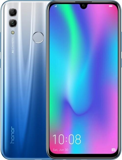 Смартфон Huawei Honor 10 Lite 3/128Gb синий