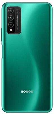 Смартфон Huawei Honor 10X Lite 4/128Gb зеленый