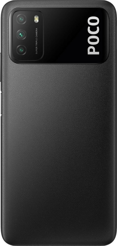 Смартфон Xiaomi Poco M3 4/128 черный
