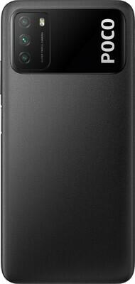 Смартфон Xiaomi Poco M3 4/64 черный