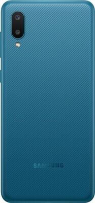 Смартфон Samsung Galaxy A02s 3/32Gb синий