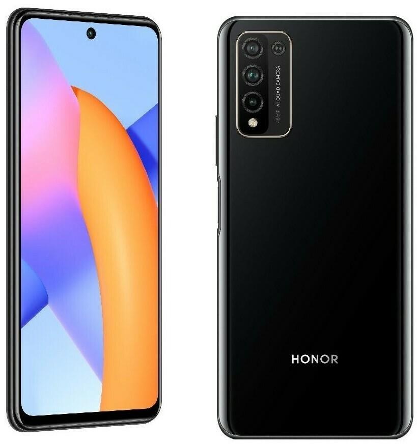 Смартфон Huawei Honor 10X Lite 4/128Gb черный