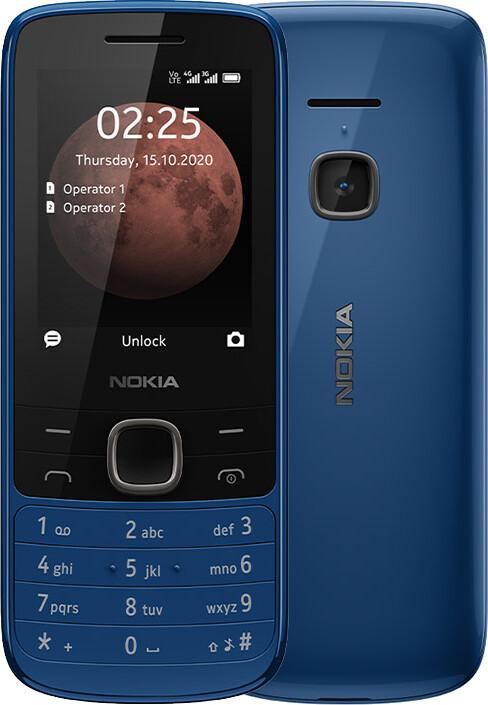 Сотовый телефон Nokia 225 синий