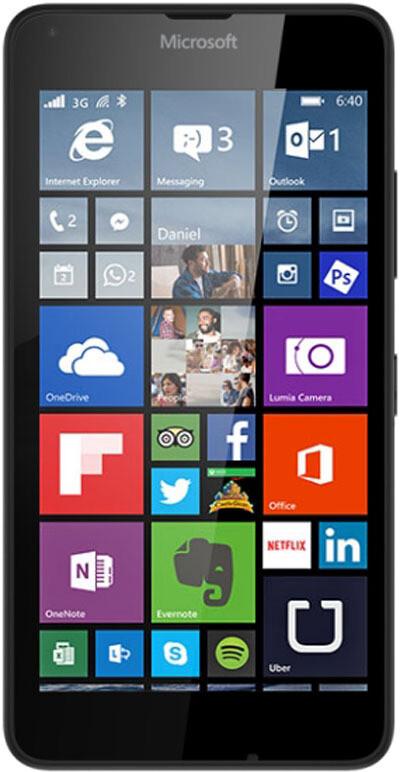 Смартфон Nokia Lumia 640 1/8Gb оранжевый