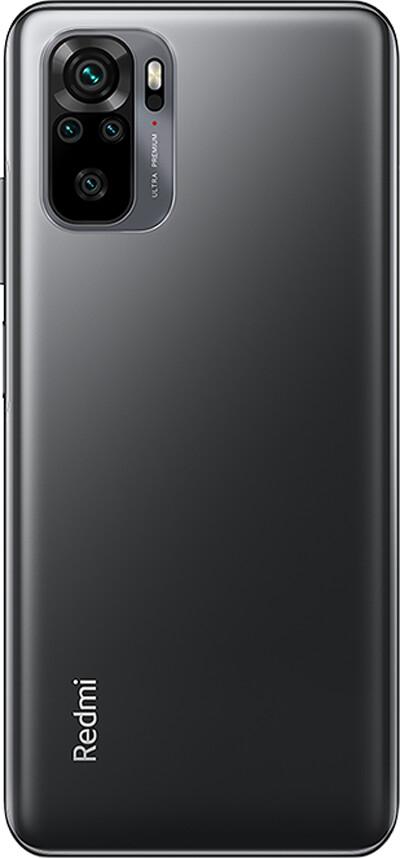 Смартфон Xiaomi Redmi Note 10 4/64Gb серый