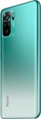 Смартфон Xiaomi Redmi Note 10 4/64Gb зеленый