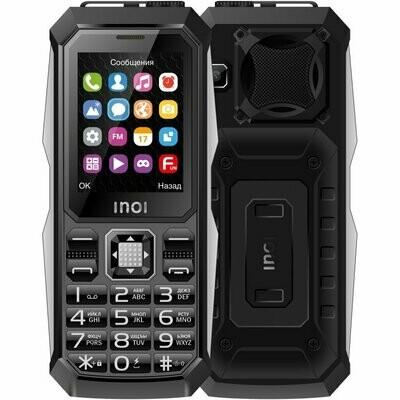 Сотовый телефон INOI 246Z серебристый