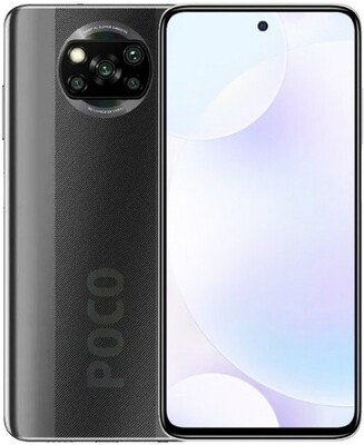 Смартфон Xiaomi Poco X3 6/128 NFC серый