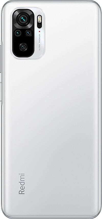Смартфон Xiaomi Redmi Note 10 4/64Gb белый
