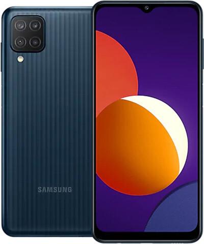 Смартфон Samsung Galaxy M12 3/32Gb черный