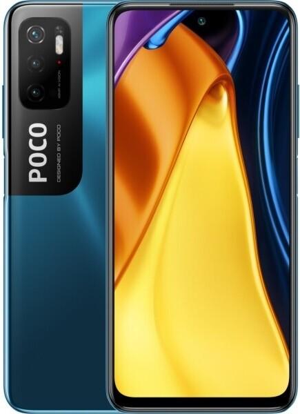 Смартфон Xiaomi Poco M3 Pro 6/128 синий