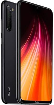 Смартфон Xiaomi Redmi Note 8 4/64Gb (2021) черный
