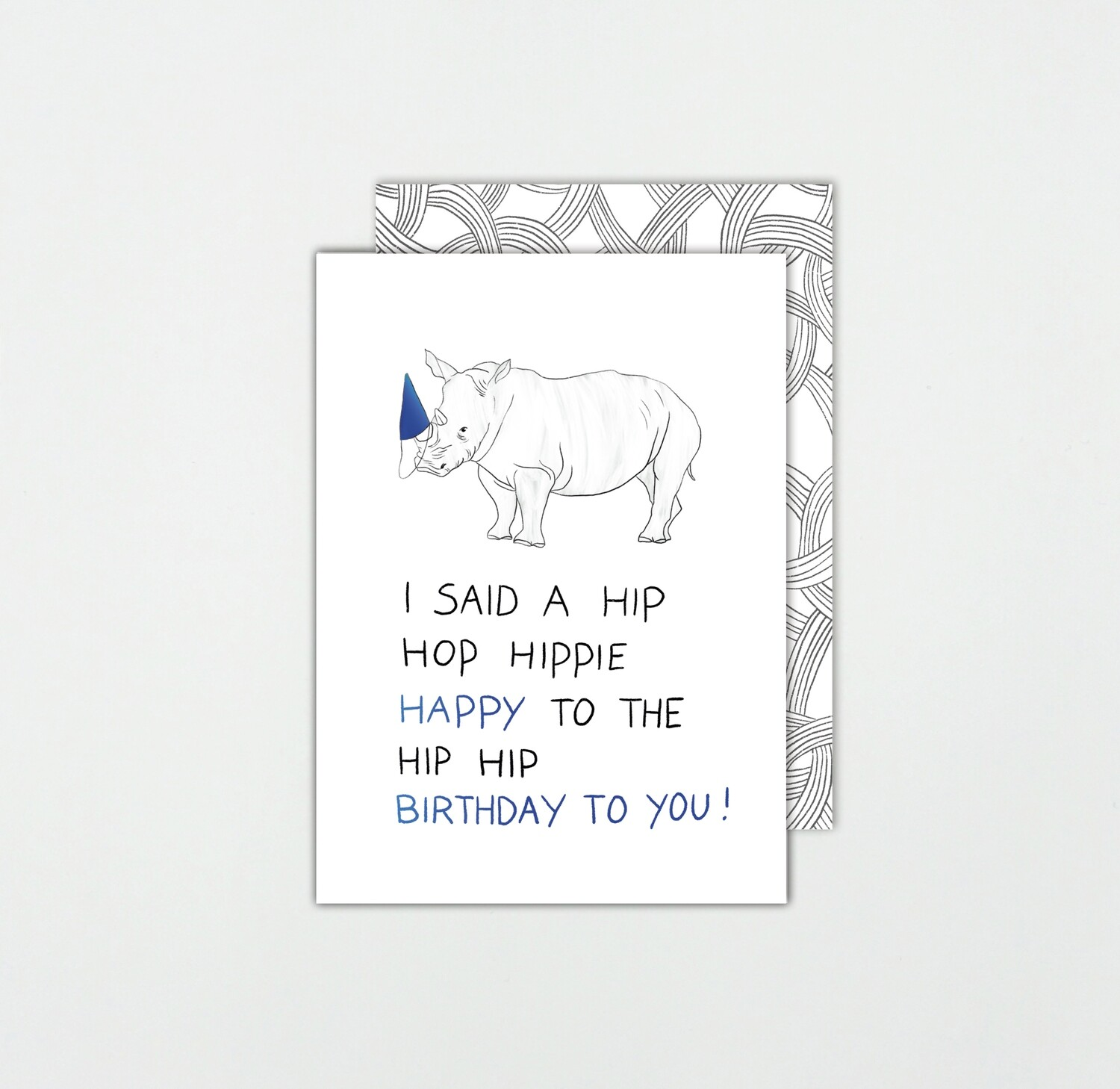 SOMAJ | Birthday cards with art envelop