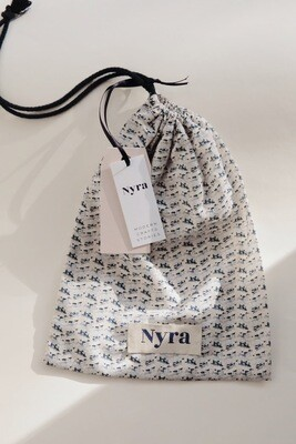 Nyra Design | Jou Laundry Bag (available in three different patterns)