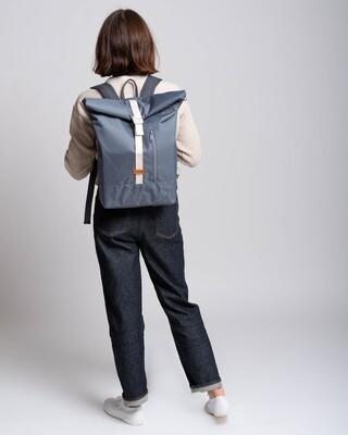 MULINU   Backpack ALBERT classic grey