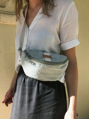 MULINU   Hipbag / cross body bag HENNES S cord (available in different colors)