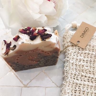 Dimgo | Handmade Natural Soap - Bouquet Power Roses