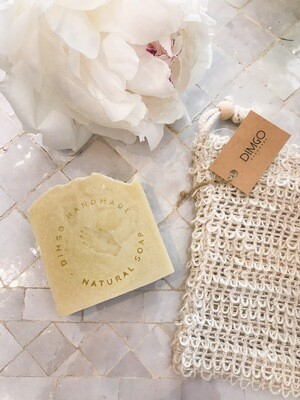 Dimgo | Handmade Natural Soap - Pure, without fragrance