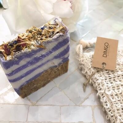 Dimgo | Handmade Natural Soap - Lavender and Calendula (Restock 21. September)