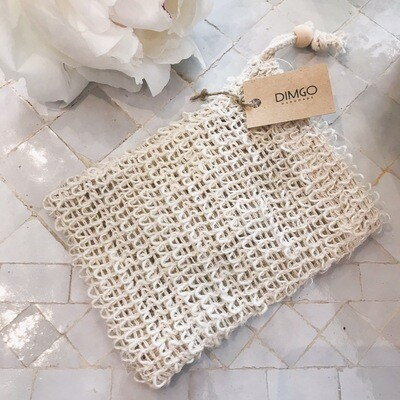 Dimgo | Natural Soap Bag made of sisal