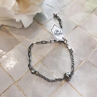 evankrumah | Vintage one of a kind 925 silver Bracelet