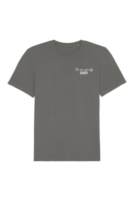 Joh Clothing | The one and only daddy - Vintage Gray