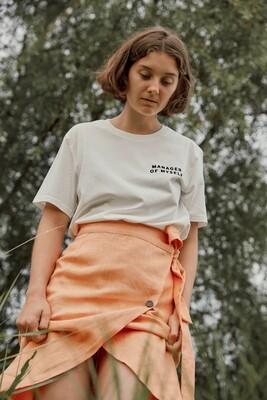 Joh Clothing | Manager of Myself T-shirt Unisex