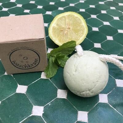 Waschkram | Solid Shampoo Peppermint Lemon