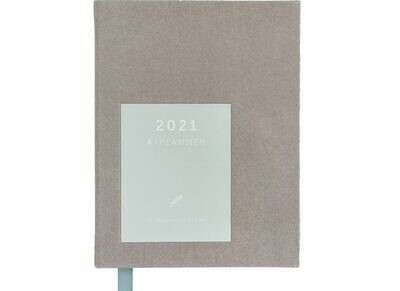 A-journal | Planner Diary 2021 - Linen (one left)