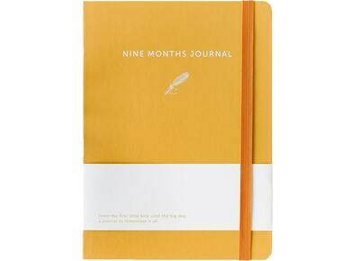 A-journal | Nine Months Journal