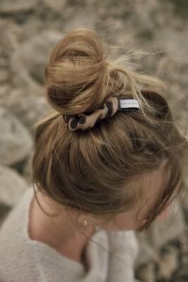 Luisa Könemann   Patterned Silk Hair Scrunchies