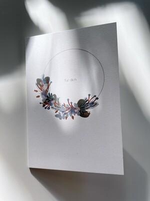 Gift Card - Wreath für dich