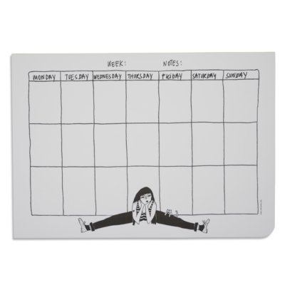 helenb | Weekly Planner A4 - Flexible Fiona