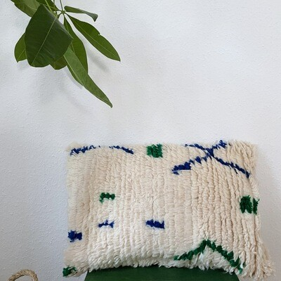 Olá Lindeza | Azilal berber pillow - Tafrara