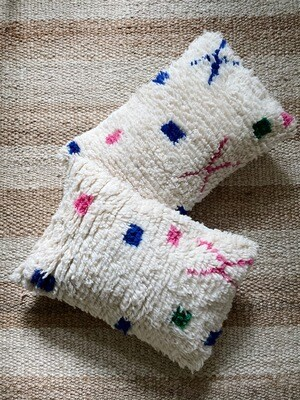 Olá Lindeza | Azilal berber pillow - Zdan