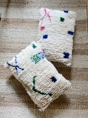 Olá Lindeza | Azilal berber pillow - Igider