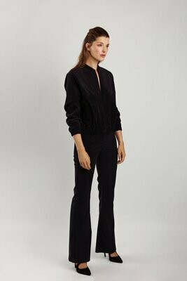 wearable stories | Trousers Cord - Black