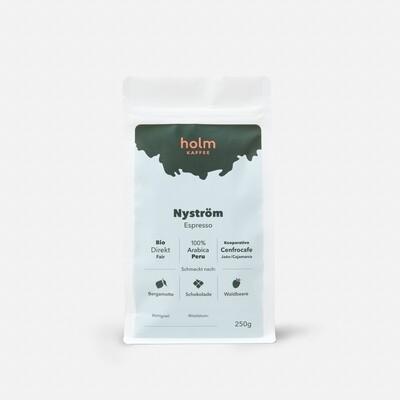 Holm Kaffee Espresso - Nyström